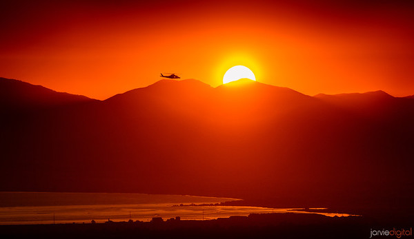 Highlining and Utah Valley