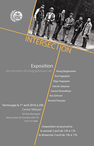 Intersection - photo exhibition