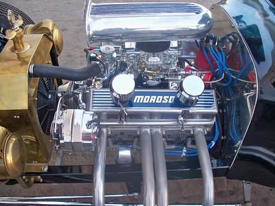 21 Ford T-Bucket Nancy