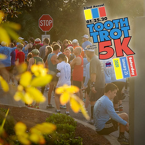 Tooth Trot 5k, 2020