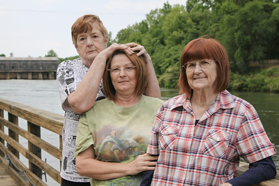 Visiting with Meryl and Vicki