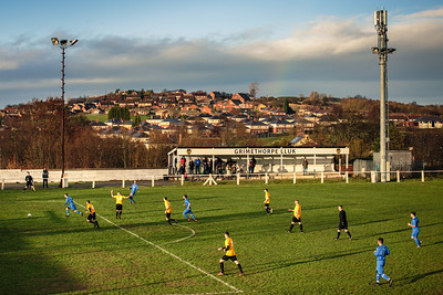 Grimethorpe LLUK v. Swinton Athletic, Sheffield County Senior League Premier, 08/12/2018