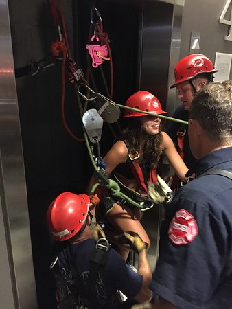 2016-07-23 Elevator Rescue @ 1457 N Halsted