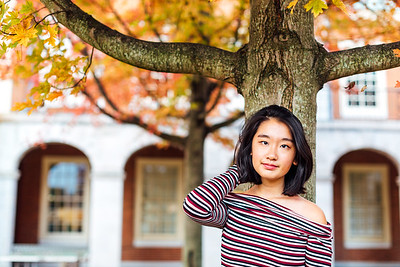 Ying | North Carolina Portraits