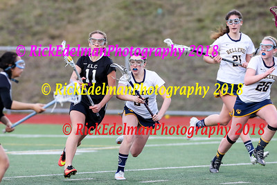 Evergreen vs Bellevue JV Women's Lacrosse