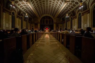 2018 All Saints Vigil (Saint Joseph Church, New Haven, CT)