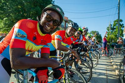 John Lewis memorial Bike Ride