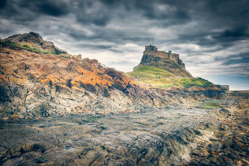 Lindisfarne Coastline