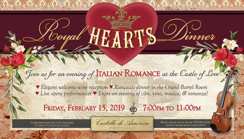 Royal Hearts Dinner 2019