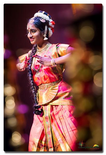Lekha's Bharatanatyam Rangapravesham 2017