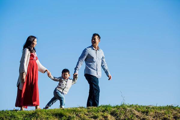 Wong Family Maternity Shoot 11.2.19