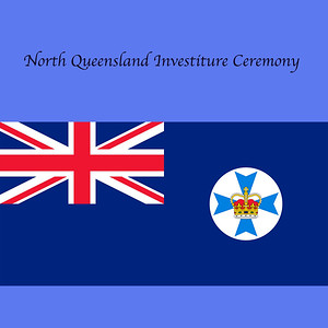 NTH QLD Investiture Ceremony
