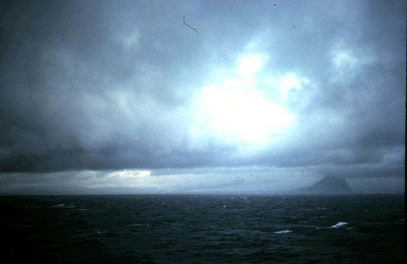 1960-2-14 (3) Rock of Gibralter in the Meditteranian Sea.JPG