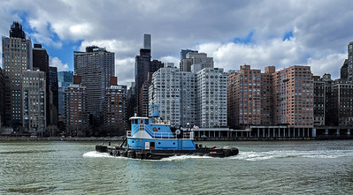 East River Tugboats