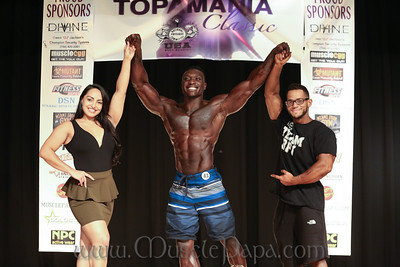 NPC Mens' Physique Finals