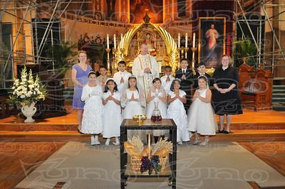 St Stan 1st Communion