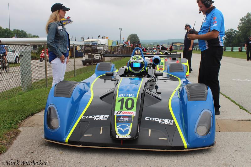 Clark Toppe JDC Motorsports