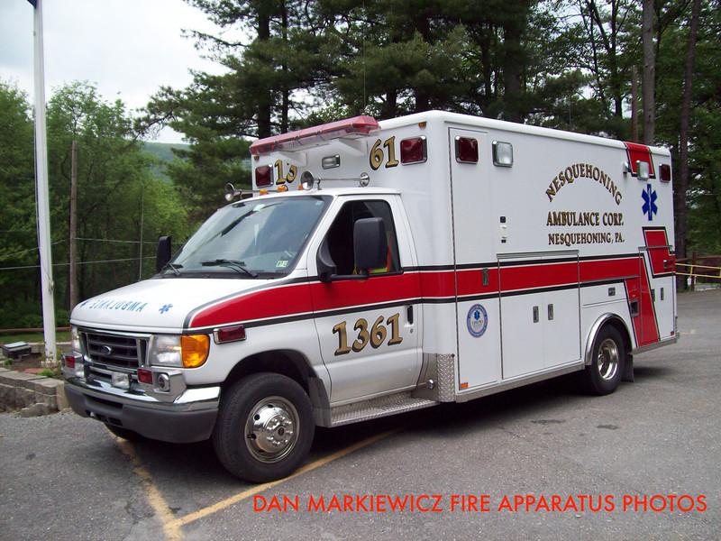 NESQUEHONING EMS