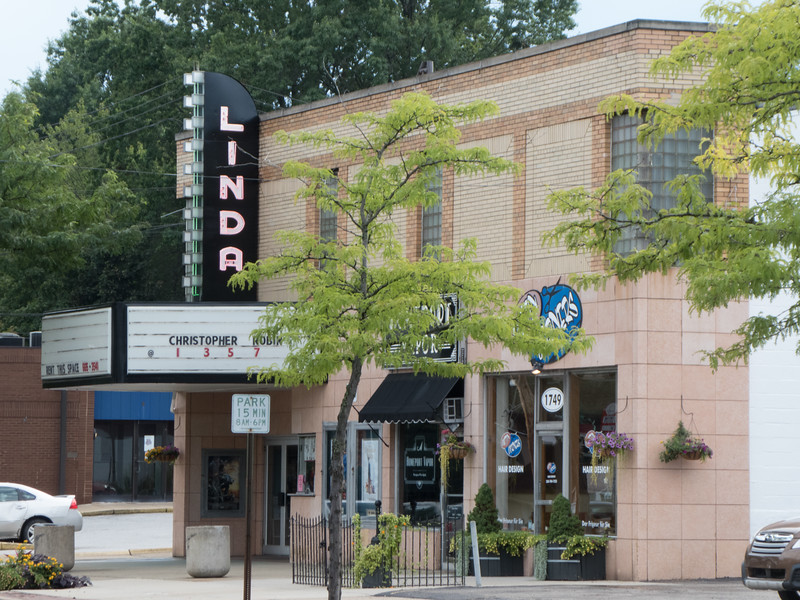 Linda Theatre. Akron, OH