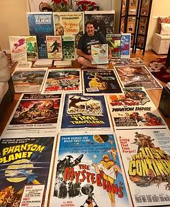 2018 0131 2017 1108 Vintage 40s-70s Movie Posters John Sparks