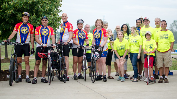 Rotary Ride 2015 High Resolution