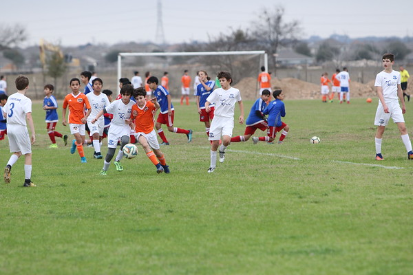 San Antonio Soccer