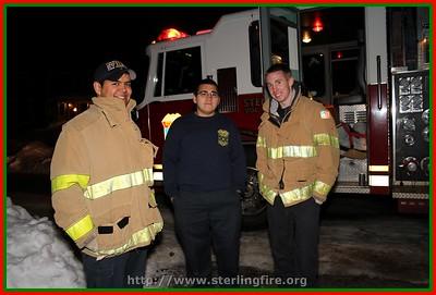 2009 - Santa Visits 2009