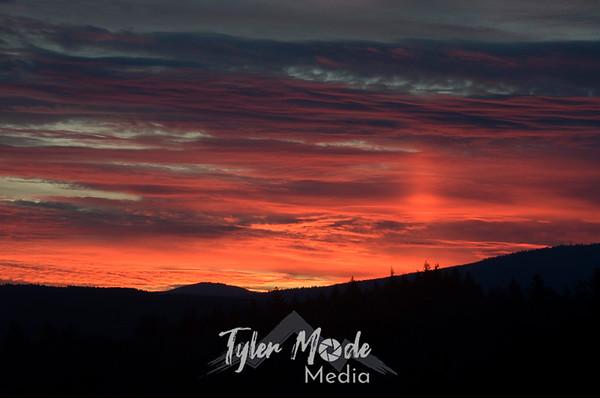 Gorge Sunrise 9.15.10