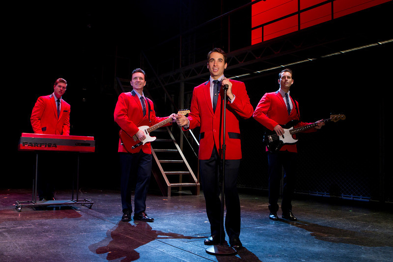 Jersey Boys 1st National Tour