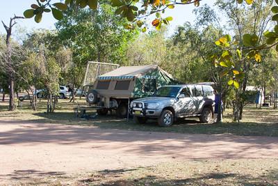 Litchfield NP to Kakadu