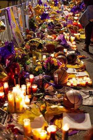 Kobe Memorial 1.31.2020