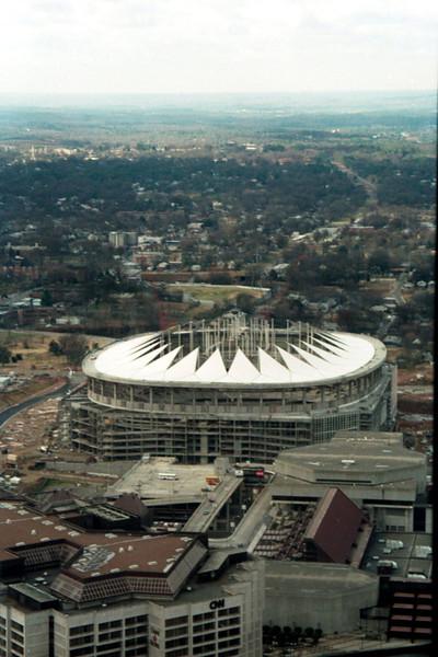 Georgia Dome- Atlanta