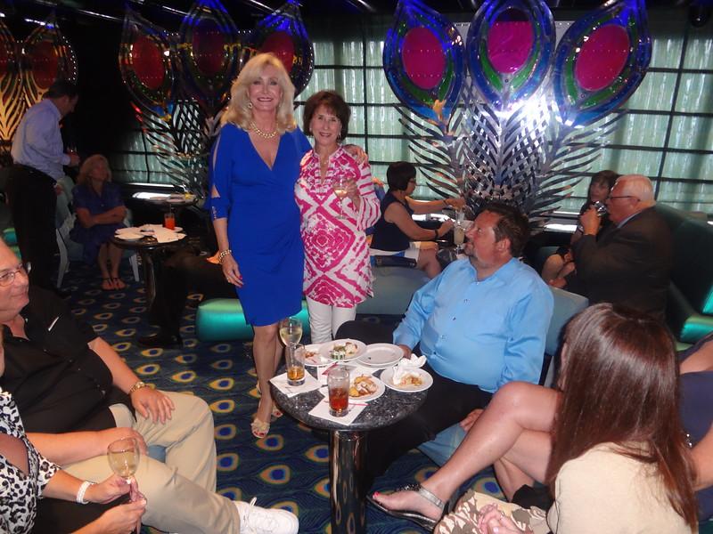 Pam Cherry and Julie Driegert