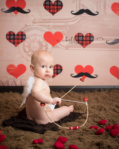 Justin ~ Little Heart-breaker!