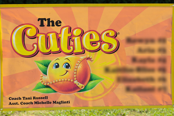 The Cuties vs. The Cotton Candies