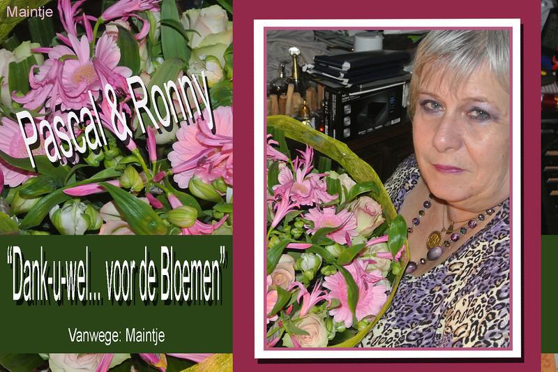 'RONNY & PASCAL' Bloemen voor Maintje 2012-11-11 00.jpg