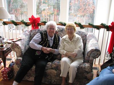Grandma's Xmas Party 2007