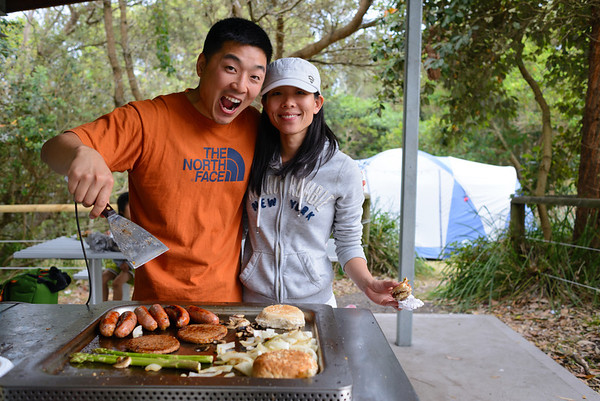 2012-12 Jervis Bay Camping