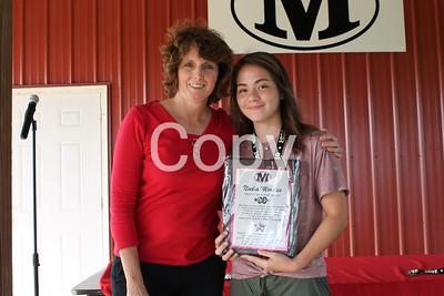 MCMHS Awards