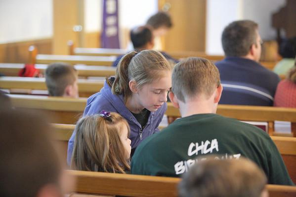 CHCA 2007 Ohio Bible Quizing 11.3