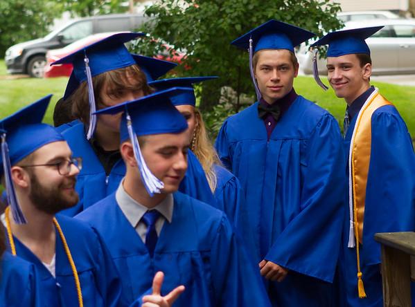 Jayden Graduation