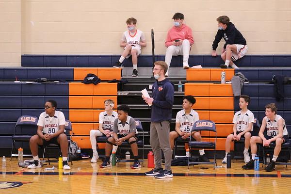 Middle School Basketball January 2021