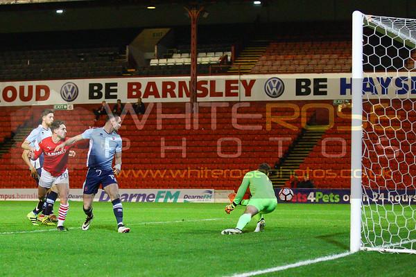 Barnsley v Blackpool (3rd round replay)