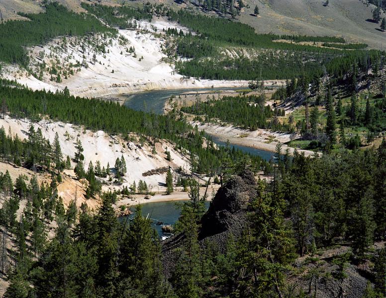 Yellowstone River Bend