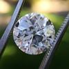 3.69ct Old European Cut Diamond GIA E VS2 28