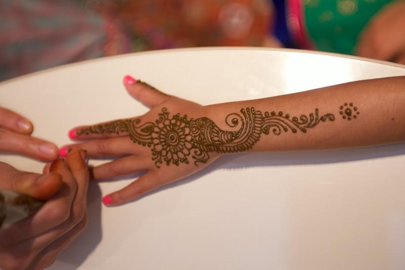 Le Cape Weddings - Indian Wedding - Day One Mehndi - Megan and Karthik  796.jpg