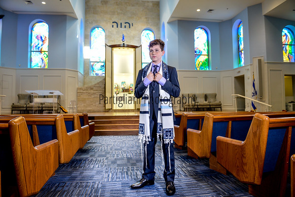 NATHAN GOLDIN BAR MITZVAH