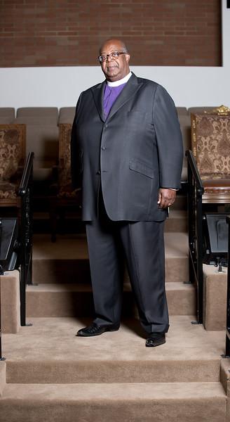 Bishop Daniel Littleton