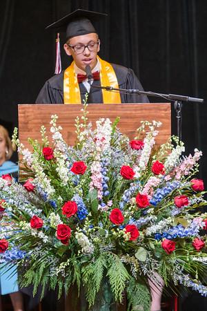 2017 ERHS Graduation
