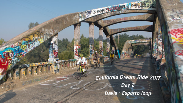 California Dream Ride 2017 Day 2
